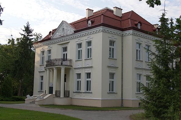 Muzeum W.Gombrowicza - zdjęcie Tadeusz Bielawski